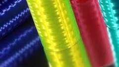 Синтетические волокна. Синтетическое полиамидное волокно