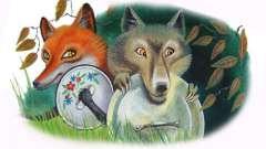 Сказка «лиса и волк»: анализ сказки