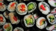 Сколько калорий в суши? Вам подскажут опытные диетологи