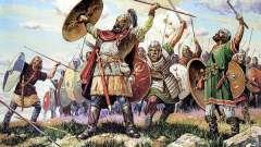 Сколько лет просуществовала франкская империя - история новой западной римской империи