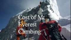 Сколько стоит восхождение на эверест? Особенности тура и отзывы туристов