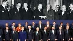 Сколько стран в ес? Основание и история организации. Великобритания и ес