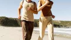 Скорость человека при ходьбе и беге