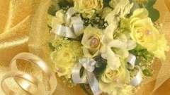 Скромная свадьба – первые счастливые мгновения