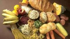 Сложные углеводы - продукты. Список продуктов с большим количеством сложных углеводов