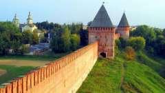 Смоленский кремль и его история