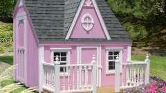 Собственный домик для ребенка - исполнение детской мечты