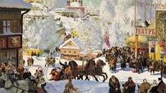 """Сочинение по картине кустодиева """"масленица"""": рекомендации"""