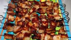Сочный и ароматный шашлык из свинины: рецепт по-кавказски