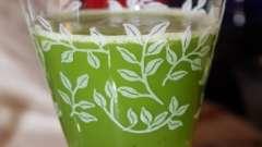 Сок из кабачков: польза и вред этого напитка