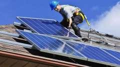 Солнечная батарея нового поколения на дачу для частного дома: отзывы, фото