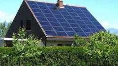 Солнечные батареи в нашей жизни
