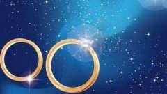 Сонник: к чему снятся обручальные кольца?