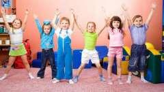 Составляем комплекс утренней гимнастики для средней группы доу