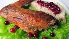 Соус для индейки - самые лучшие рецепты