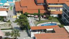 Sousouras hotel 3* (греция/халкидики): обзор, описание, пляж, номера и отзывы туристов