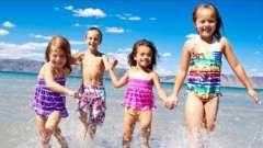 Совет родителям: где в греции лучше отдохнуть с ребенком