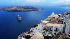 Совет туристу: что привезти из греции