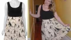 Советы о том, как сшить платье своими руками
