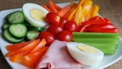 Совместимость продуктов питания при раздельном питании: особенности составления диеты