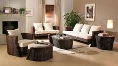Современная мебель. Виды мебели и их основные характеристики