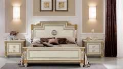 Современные классические спальни: особенности оформления, описание, фото