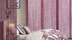 Современный дизайн: выбираем гардины для спальни