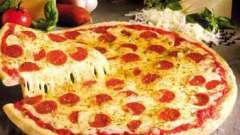 Современный рецепт вкусной пиццы