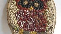 Создаем прекрасное панно из природных материалов для нашей кухни