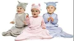 Спальные мешки для новорожденных - залог хорошего сна вашего крохи