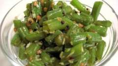 Спаржевая фасоль: приготовление вкусных блюд
