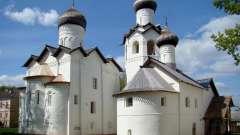 Спасо-преображенский монастырь, старая русса: история