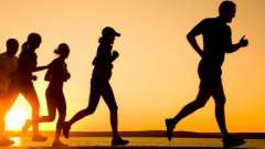 Специальные беговые упражнения в легкой атлетике