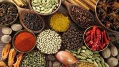 Специи для рыбы: пряности для вареного, жареного, печёного и солёного блюда