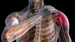 Спортивная травма плечевого сустава
