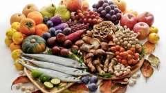 Средиземноморская диета, меню на неделю для похудения