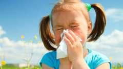 Средства от аллергии для детей. Какие они?