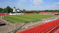 Стадион «родина» (химки). Спортивные арены городского округа