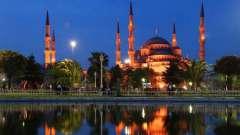 Стамбул в ноябре. Праздники и отдых в стамбуле в ноябре