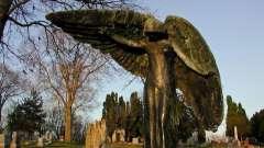Статуи ангелов: обзор, история и интересные факты