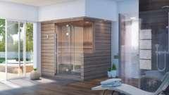 Стеклянные двери для бани – правильный выбор