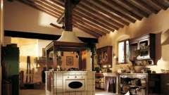 Стиль кантри в дизайне кухни: уют и комфорт деревенской старины