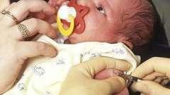 Стоит ли делать бцж новорожденным?