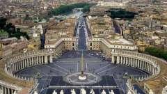 Столица ватикана - интереснейшее место в самом сердце рима