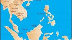 Страны юго-восточной азии: список и особенности экономического развития