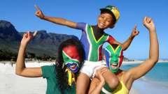 Страны южной африки: список, столицы, интересные факты