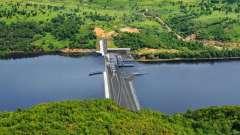 Строительство нижне-бурейской гэс, амурская область