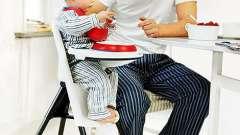 Стул для кормления peg-perego - качество и красота для вашего малыша