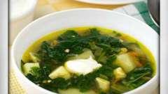 Суп из крапивы и щавеля: рецепт с яйцом. Как сварить суп из крапивы и щавеля?