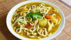 Суп с лапшой, и курицей, и картошкой: лучшие рецепты. Суп с лапшой, и курицей, и картошкой в мультиварке